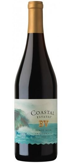 VINHO BV COASTAL ESTATES PINOT NOIR - 750ML