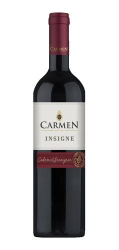 Vinho Carmen Insigne Cabernet - 750ml