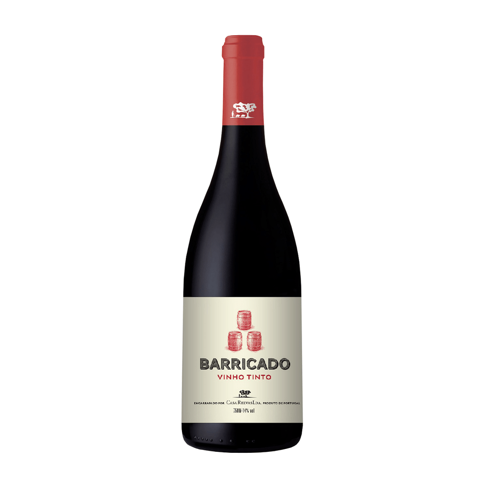 VINHO CASA RELVAS BARRICADO TINTO - 750ML
