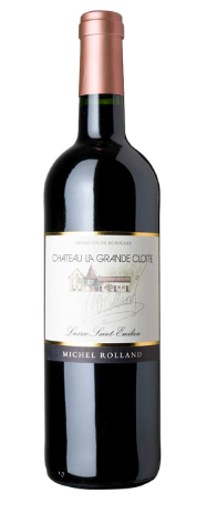 VINHO CHATEAU LA GRANDE CLOTTE - 750ML