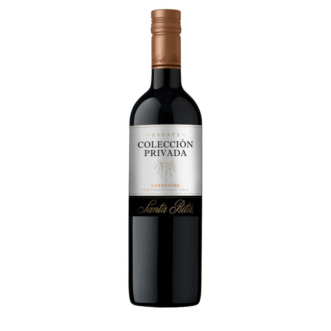 Vinho Santa Rita 120 Coleccion Privada Carménère - 750ML