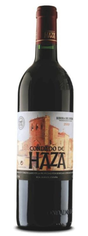 VINHO CONDADO DE HAZA CRIANZA 2016 - 750ML