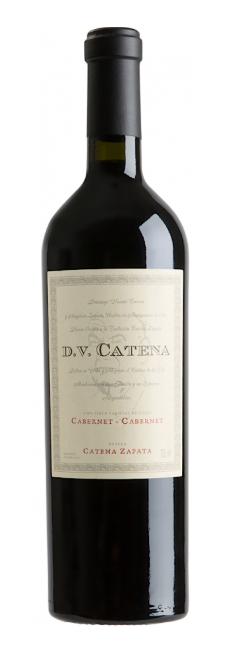 VINHO DV CATENA CABERNET-CABERNET 2014 - 750ML
