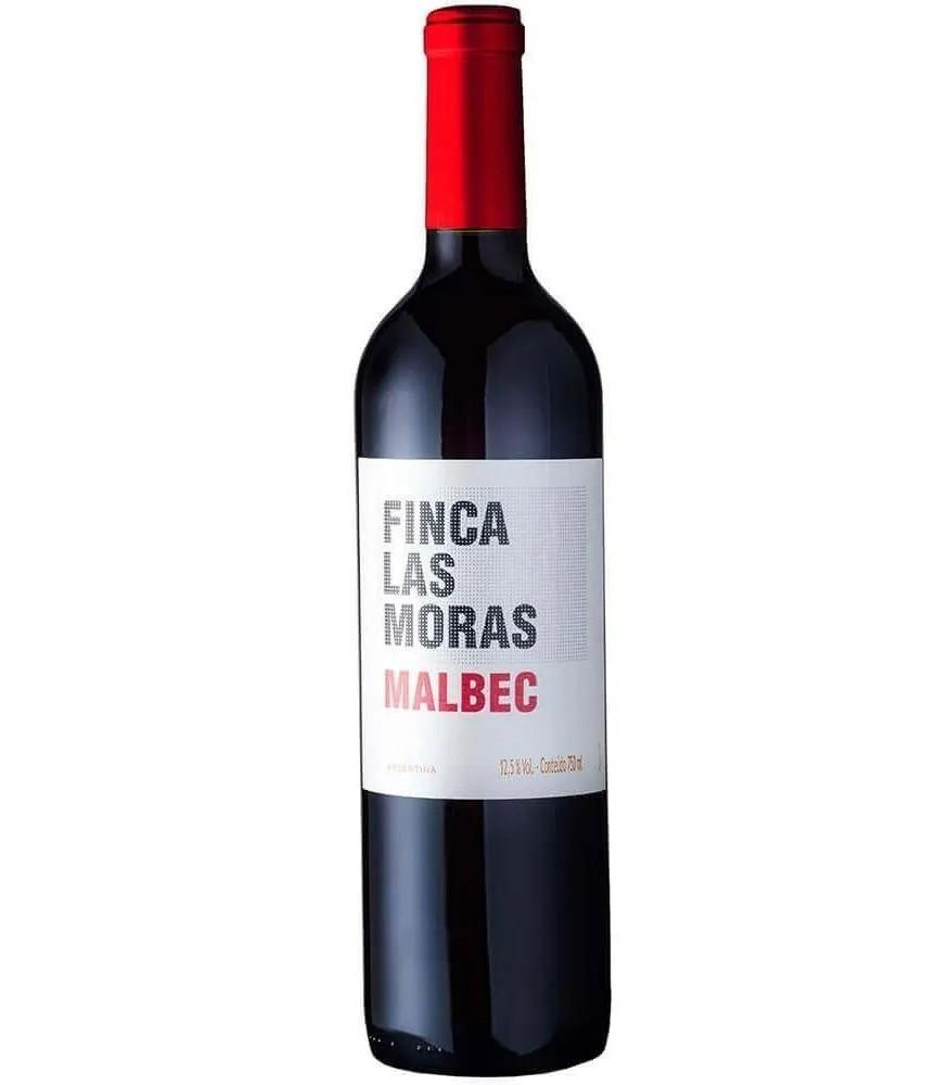 VINHO FINCA LAS MORAS MALBEC - 750ML
