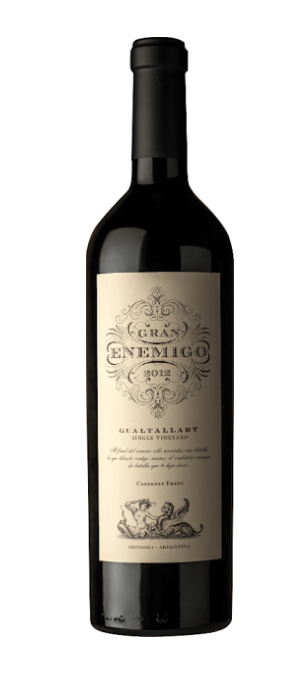 VINHO GRAN ENEMIGO SINGLE VINEYARD GUALTALLARY 2014 - 750ML