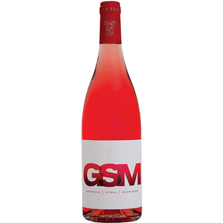 VINHO GSM VIDAL-FLEURY ROSÉ - 750ML