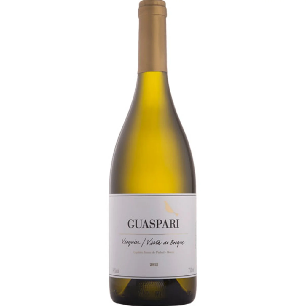 VINHO GUASPARI VIOGNIER VISTA DO BOSQUE - 750ML