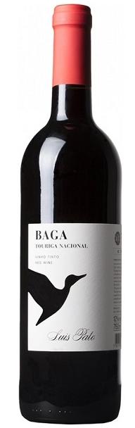 VINHO LUIS PATO BAGA TOURIGA 2015 - 750ML