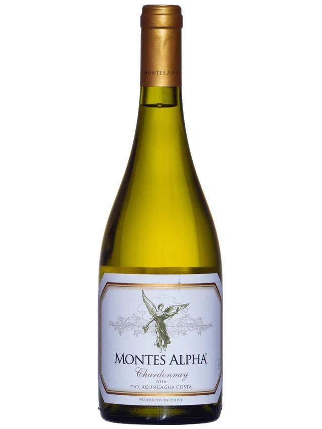 VINHO MONTES ALPHA CHARDONNAY 2017 - 750ML