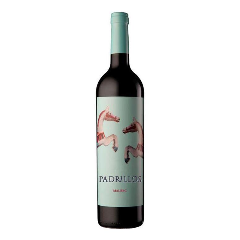 VINHO PADRILLOS MALBEC - 750ML