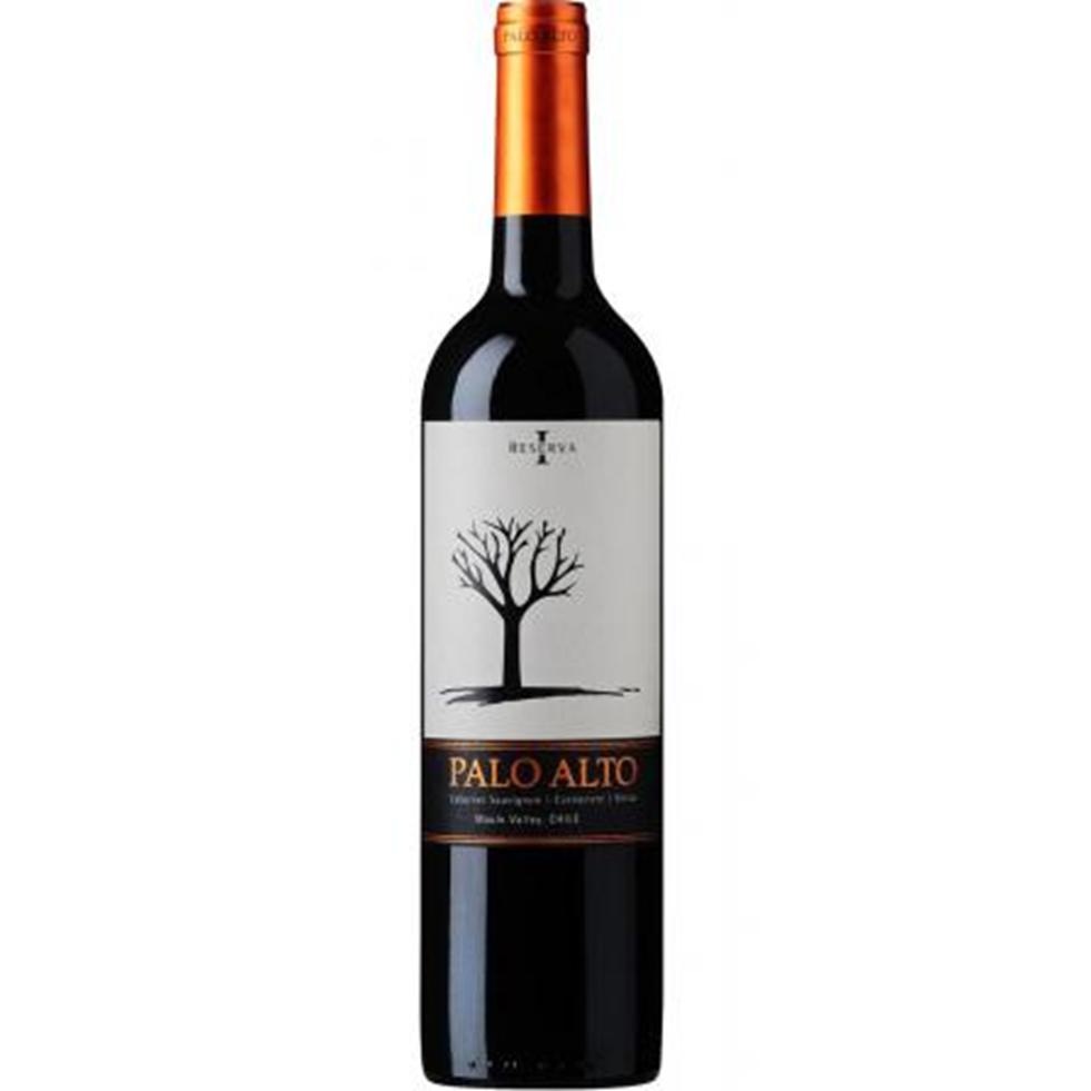 Vinho Palo Alto Res. Cab.carm.syrah - 750ml