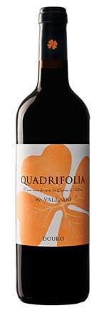 VINHO QUINTA VALLADO QUADRIFOLIA DOURO TINTO - 750ML