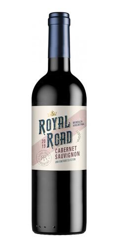 VINHO ROYAL ROAD CABERNET SAUVIGNON - 750ML