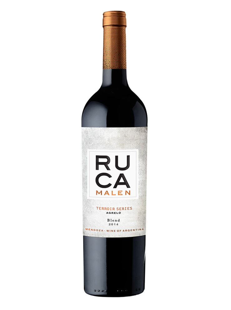 VINHO RUCA MALEN TERROIR SERIES RED BLEN 2017 - 750ML