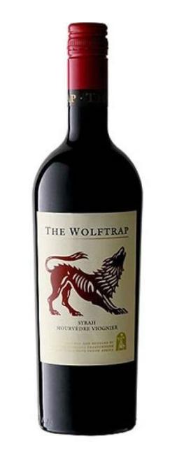 VINHO THE WOLFTRAP RED BLEND - 750ML