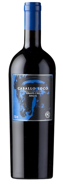 VINHO VALDIVIESO CABALLO LOCO APALTA 750ML - 2015