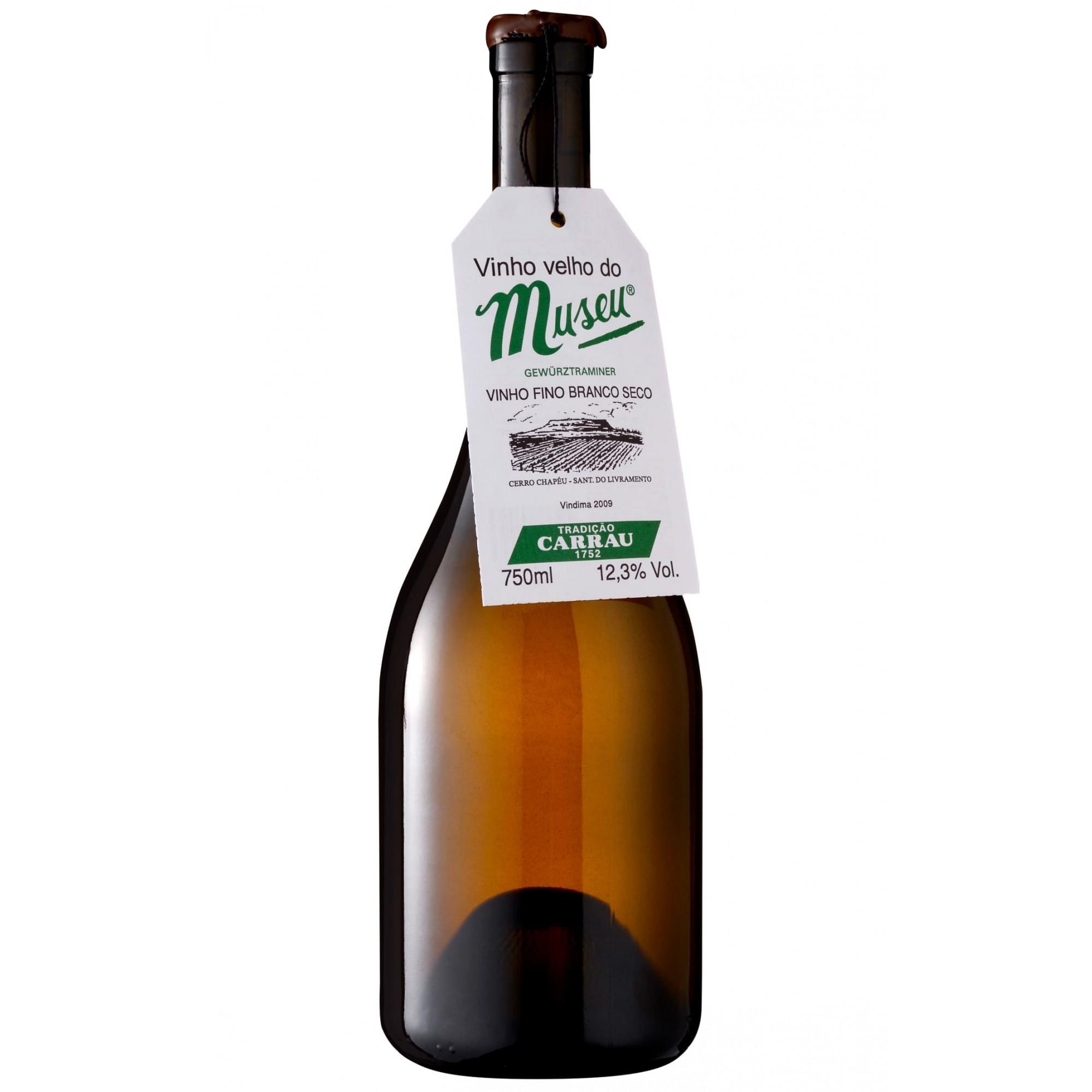 Vinho Velho do Museu Branco - 750ML