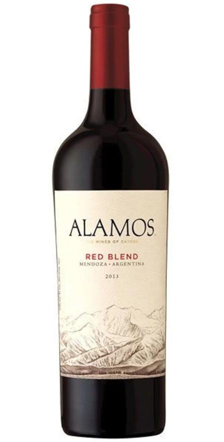 VINHOS ALAMOS RED BLEND 2018 - 750ML