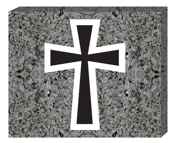 Crucifixo Termoplástico Com Sobreposição - Modelo 01