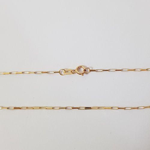 Corrente Colar Cartier Ouro 18k