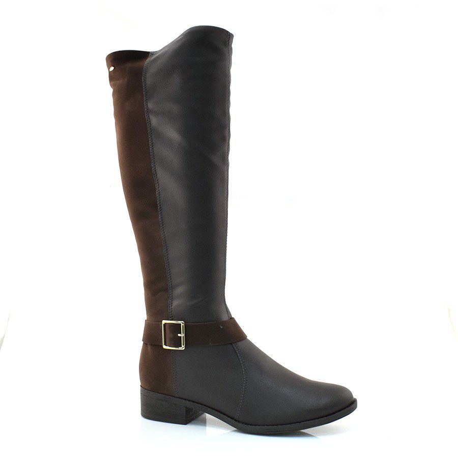 Bota Feminina Dakota B9191 - Cafe