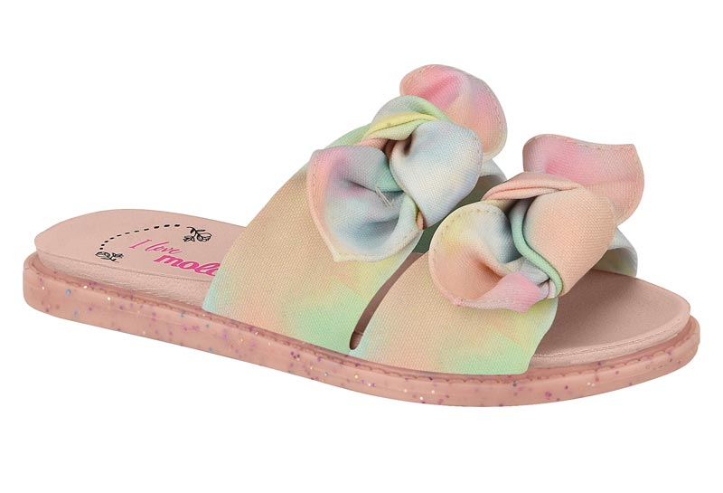 Chinelo Infantil Molekinha 2312.602 - Multi Color