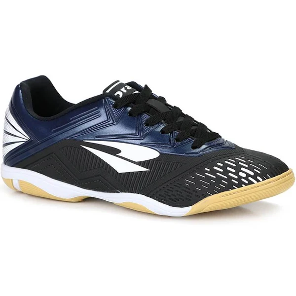 Chuteira Futsal Dray 367 - Preto / Branco