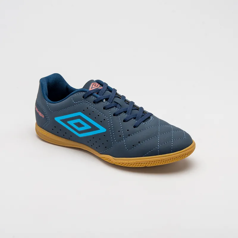 Chuteira Adulto Umbro Striker Indoor - Mar/Azul