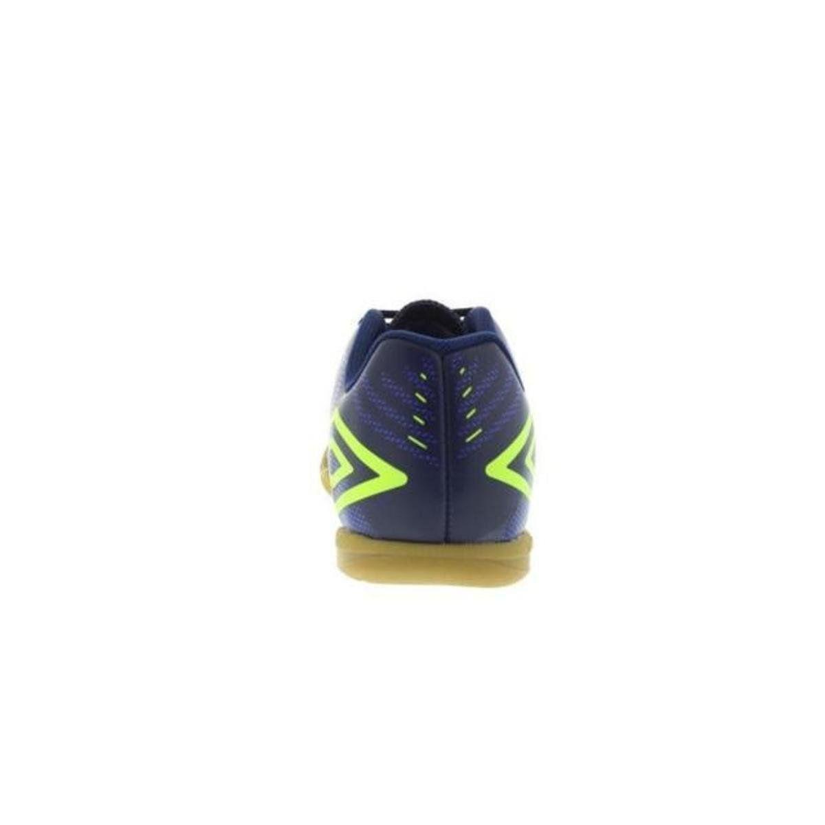 Chuteira Infantil Masculina Umbro Speed IV JR Futsal - Marinho