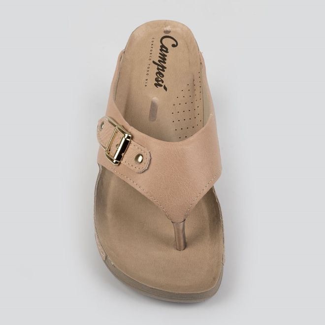 Chinelo Campesi L6835 - Nude
