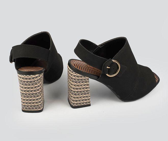 Sandalia Dakota Z5181 - Preto