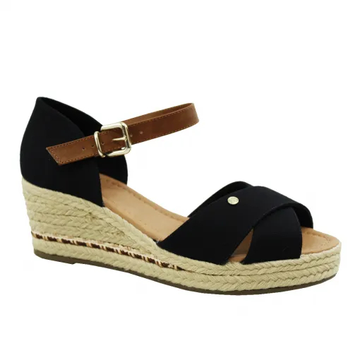 Sandália feminina Bebece 4829-364 - Preto