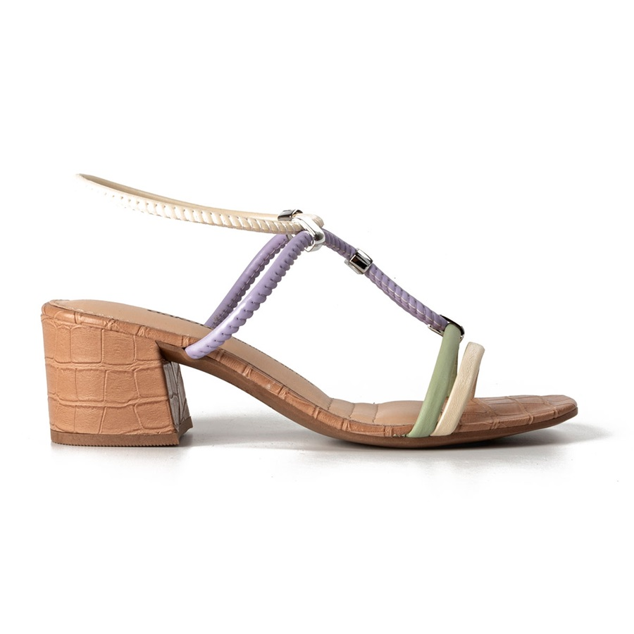 Sandalia Feminina Dakota Z8103 - Colorida