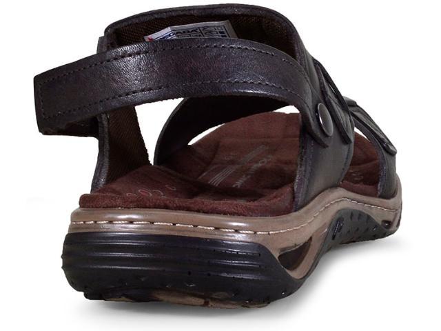 Sandalia Masculina Pegada 131662-04 - Brown