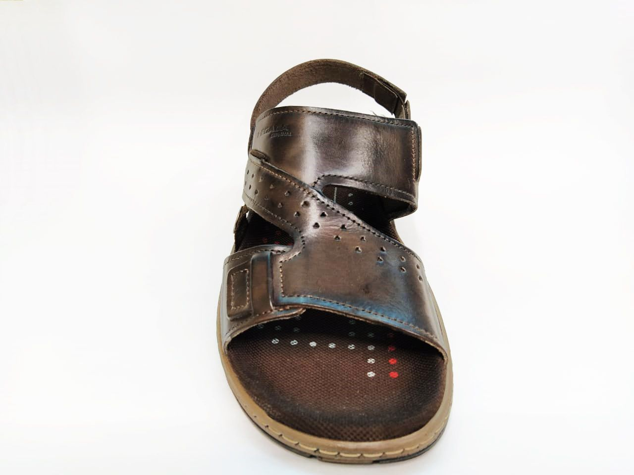 Sandalia Pegada 132221-03 - Cravo