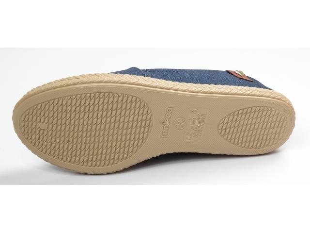 Sapatilha Moleca 5287.210 - Jeans
