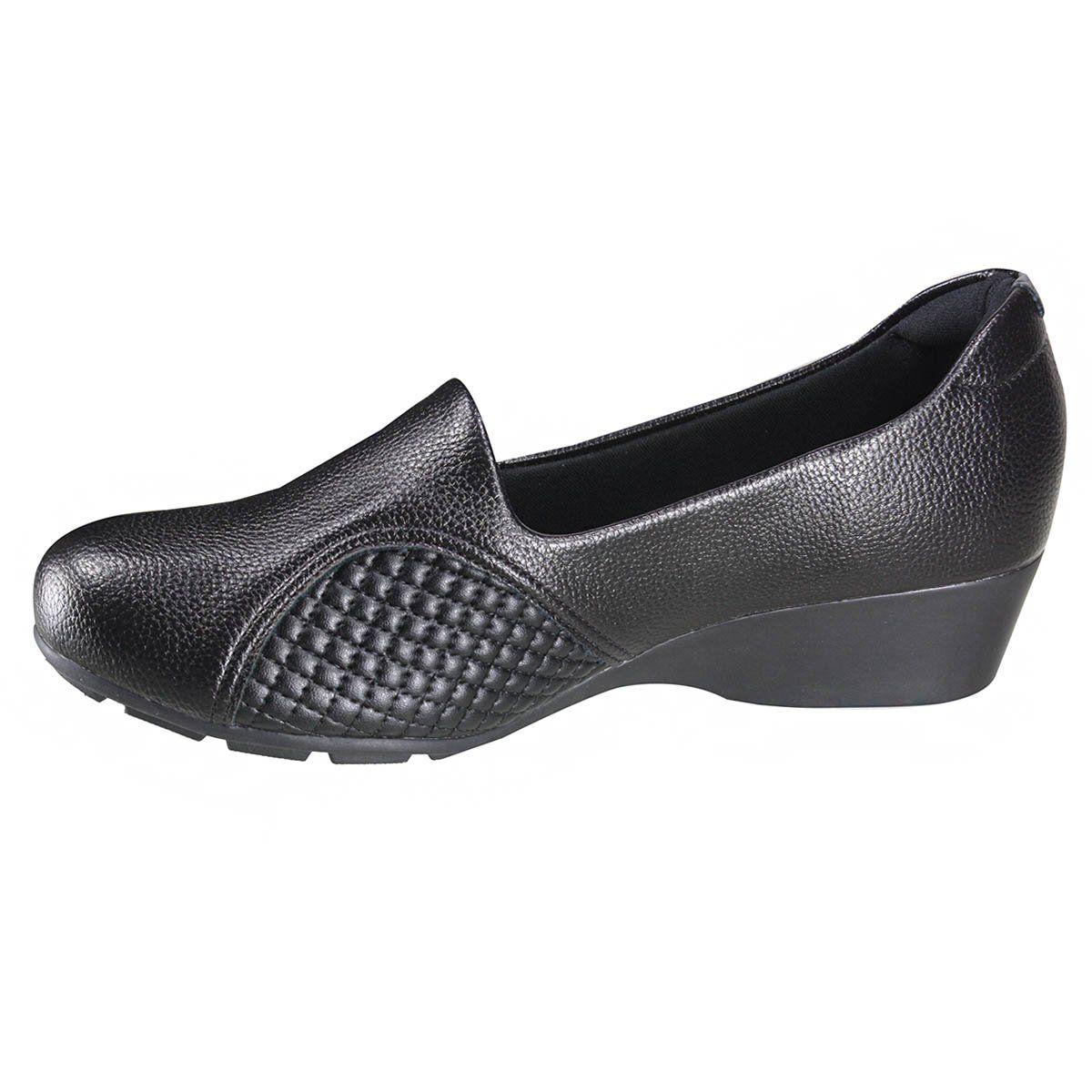 Sapato Anabela Modare 7014.229 - Preto