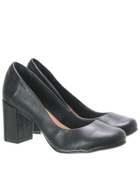 Sapato Feminina Bebece 6514-221 - Preto