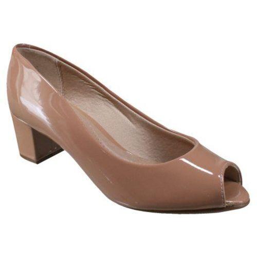 Sapato Beira Rio 4777.300 - Nude