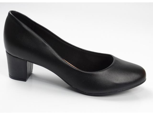 Sapato Feminino Beira Rio 4777.309 - Preto