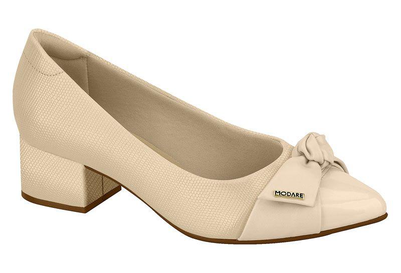 Sapato feminino Modare 7340.102 - Bege