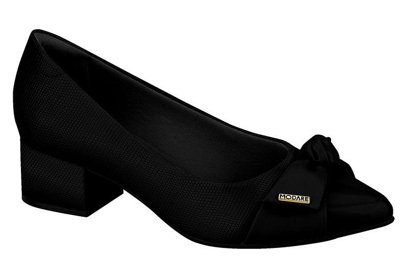 Sapato feminino Modare 7340.102 - Preto
