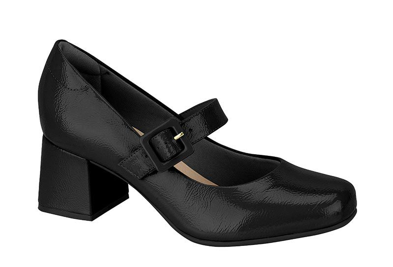 Sapato Feminino Modare 7352.103  - Preto