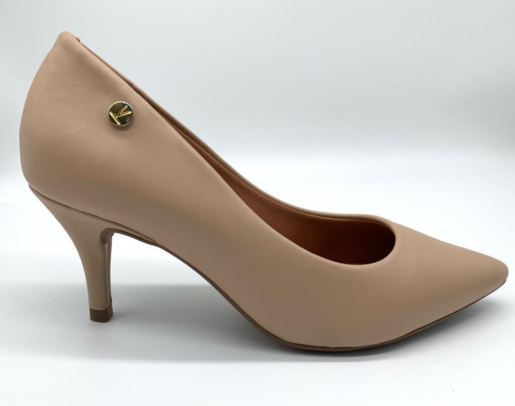 Sapato Feminino Vizzano 1185.702 - Bege
