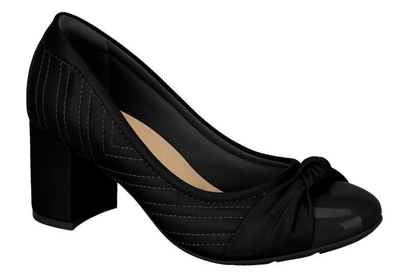 Sapato Scarpin Modare 7504.207 - Preto