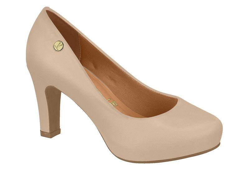 Sapato Feminino Vizzano 1840.301 - Bege