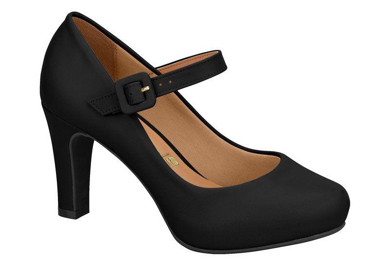 Sapato Scarpin Vizzano 1840.303 - Preto