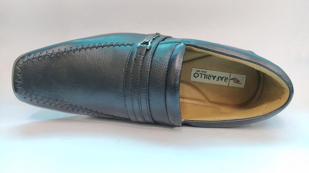 Sapato Social Conforto Masculino Rafarillo 6503 - Preto