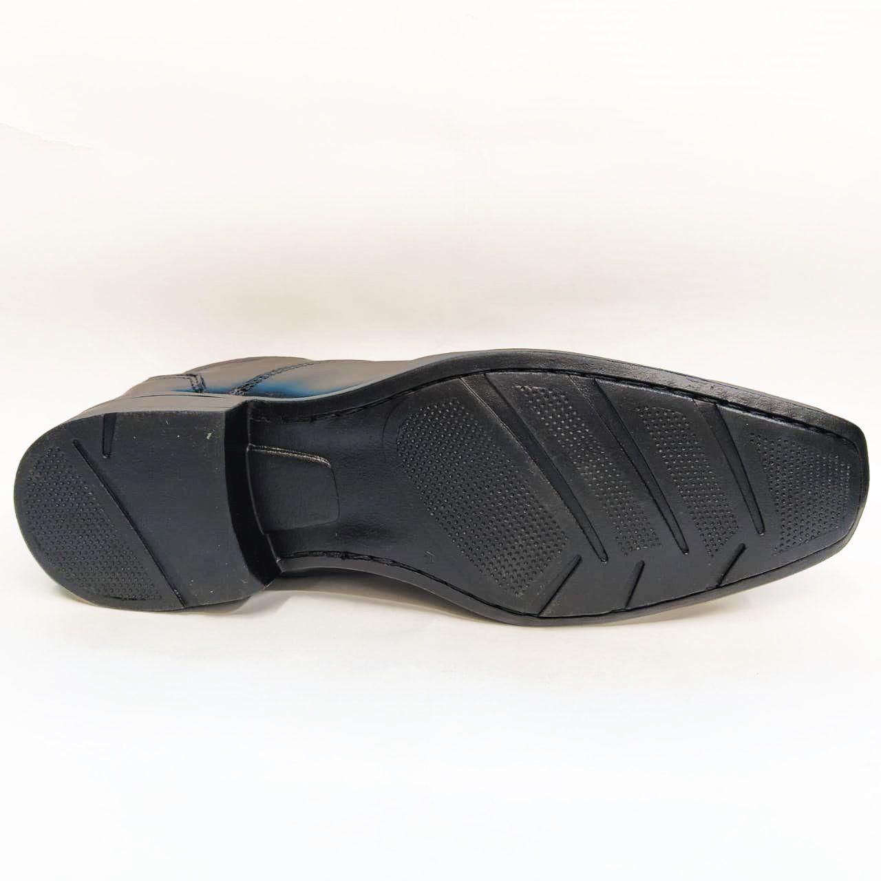 Sapato social em couro Diartele 4065 - Preto
