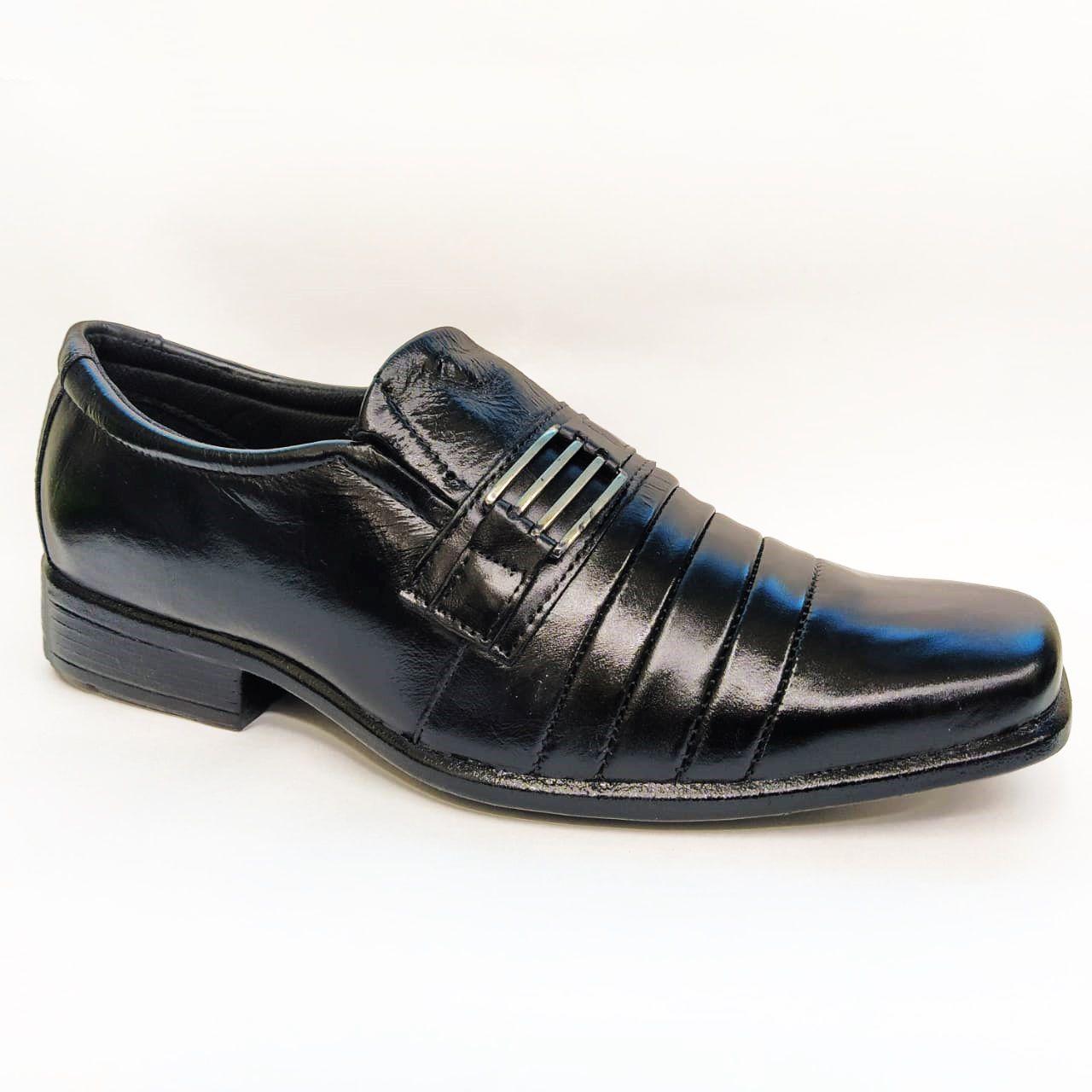 Sapato social em couro Diartele 4115 - Preto